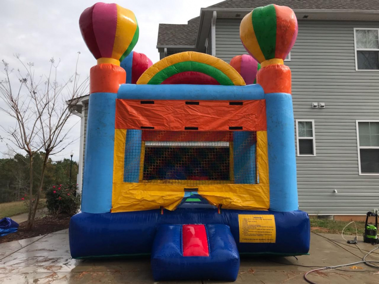 Hot Air Balloon Bouncer - $185