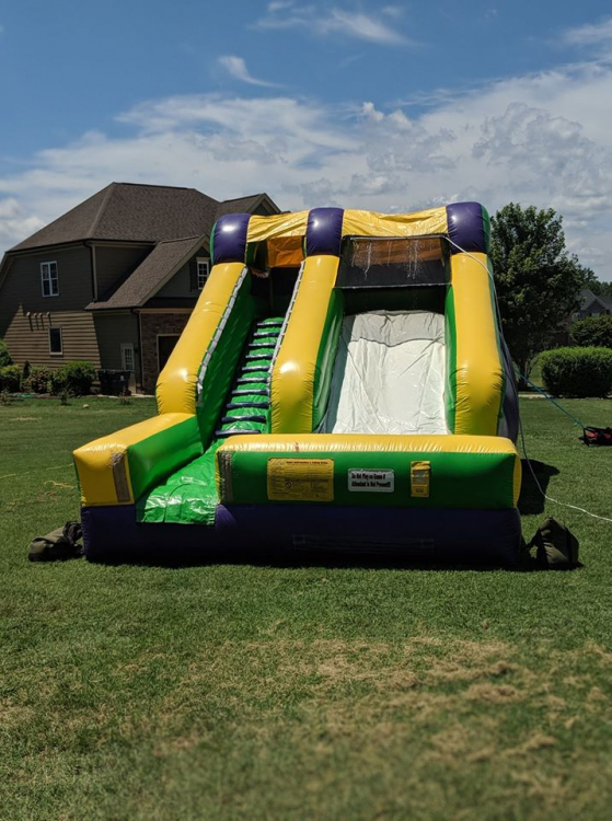 12' Summer Splash Slide - Dry